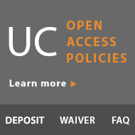 UC Open Access Policies - Learn More