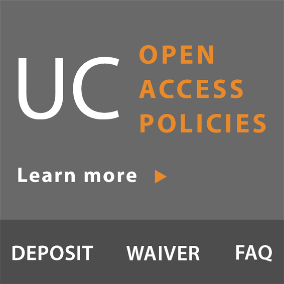 UC Open Access Policies