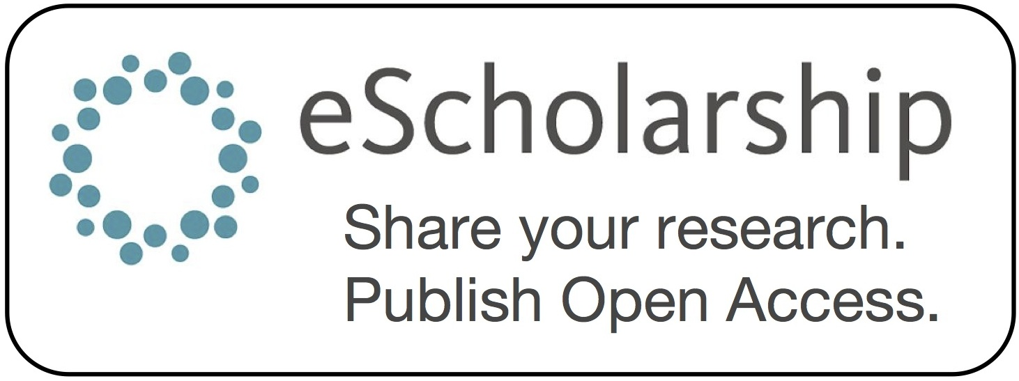 eScholarship - Share your research. Publish Open Access