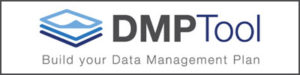 "DMPTool logo with text ""Build your Data Management Plan"""