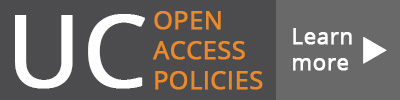 UC Open Access Policies: Learn More