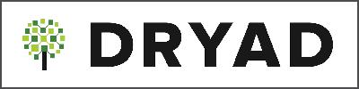 Dryad logo with tree
