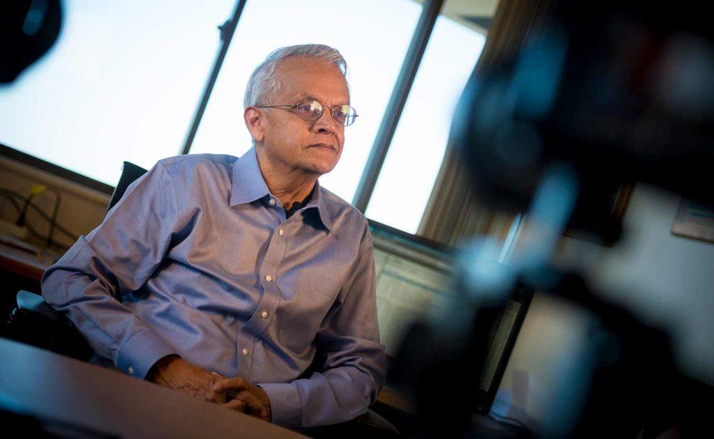 Photo of Veerabhadran Ramanathan